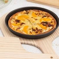 PREUP de madera Pizza Peel Color Natural placa pastel sirviendo Junta panqueque hornear corte soporte piedras de Pizza herramientas de cocina caliente