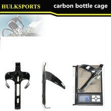 Hk-cbc03 bicicleta de la bici mate 3 K Full Carbon MTB carretera botella de agua jaulas sostenedor de botella