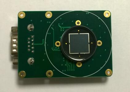 PSD Position Sensor, PSD Bit Sensitive Sensor, PSD Position Sensitive Detector, 15*15mm