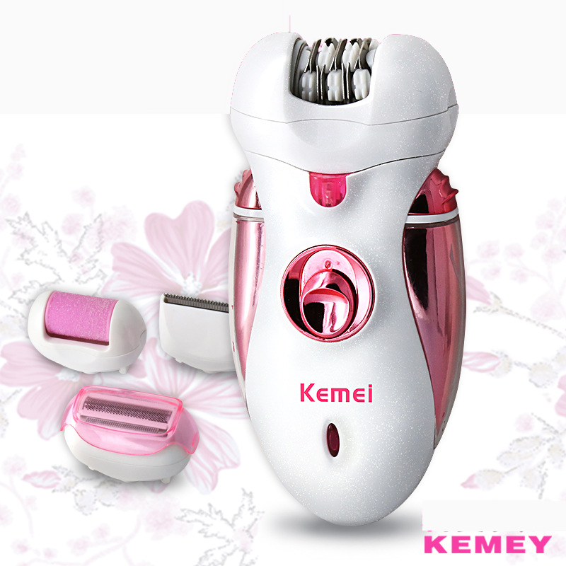 4 in1 Depilator Rechargeable Multifunctional Women