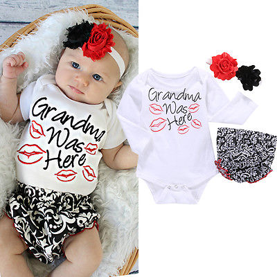 3pcsToddler-Newborn-Baby-Girls-Tops-Long-Sleeve-Kiss-RomperPP-PantsFlower-Headband-Outfit-Set-Clothes-3