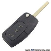 Best Price Car Key Remote Frd Focs Remote Key 433Mhz 4D63 Chip Key Blank