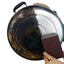1 шт. Кухонные гаджеты аксессуары нано волшебная губка щетка для удаления ржавчины очистка от накипи тереть горшок товары для кухни инструменты посуда