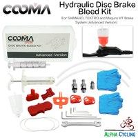 Hydraulic Brake Bleed Tool Kit For Shimano Magura And Tektro Mineral Oil Hydraulic Brake V3 0