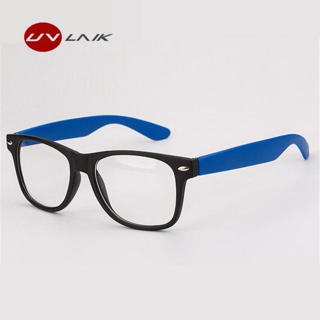 af1383d23761de Riz nail Lunettes De Mode Monture De Lunettes Transparentes Lunettes  lunettes de Soleil Hommes Femmes Lunettes