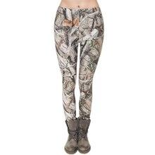 Moda legginsy mujer z wielokolorowy wzór drukowanie 3D legging fitness feminina legginsy spodnie damskie legginsy treningowe