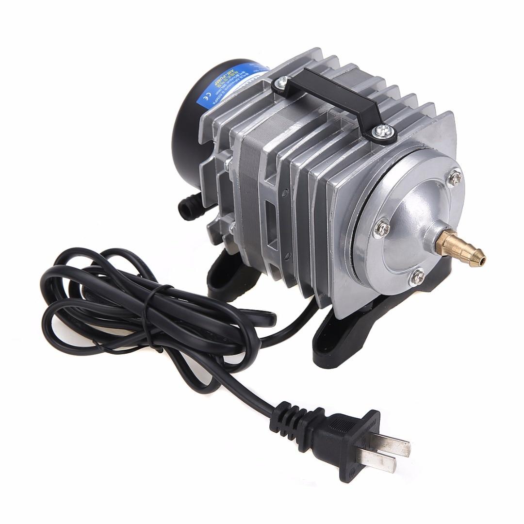 Boyu Piston Aquarium Fish Tank Air Pump Pond Hydroponics Kit Electrical Wiring 40l