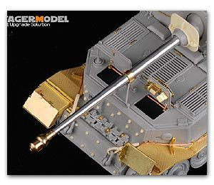 KNL HOBBY Voyager Model VBS0128 Ferdinand / pictorial destroyer with metal barrels and artillery