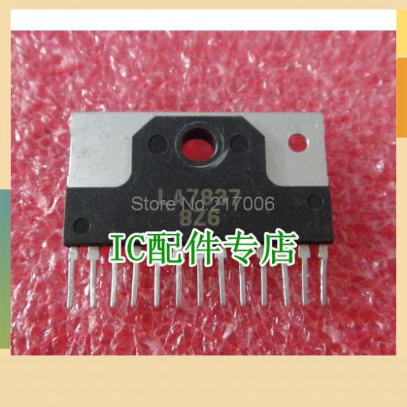 IC special accessories designed shop LA7837 field scanning integrationFree shipping SIP-13