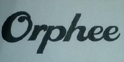 Лого бренда Orphee из Китая