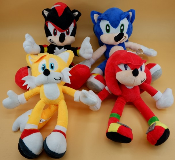 30cm High Quality Peluche Sonic Plush pelucia Doll Toy Soft Stuffed Animals Characters Kids Toys brinquedos Dolls Gifts K6030cm High Quality Peluche Sonic Plush pelucia Doll Toy Soft Stuffed Animals Characters Kids Toys brinquedos Dolls Gifts K60