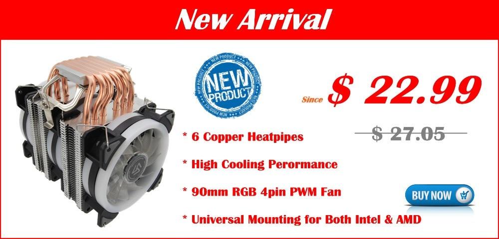 cpu cooler EDDY-8