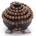 Antique Jewelry Wenge Mala Buddha Bracelet Yoga Wooden Beads Charm Beads Bracelets For Men Women Jewelry Pulseras Hombre Gift