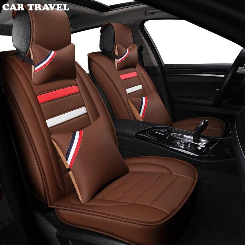 VIAGGI in AUTO copertura di sede dell'automobile Per hyundai solaris tucson 2017 creta getz i30 i20 accent ix35 accessori copre per il veicolo sedile