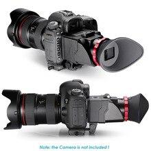 Neewer S6 3X Оптическое Увеличение Складной Видоискатель для Canon 5DS,7D,7DII и других 3 «/3.2 » LCD-Экран DSLR Камер