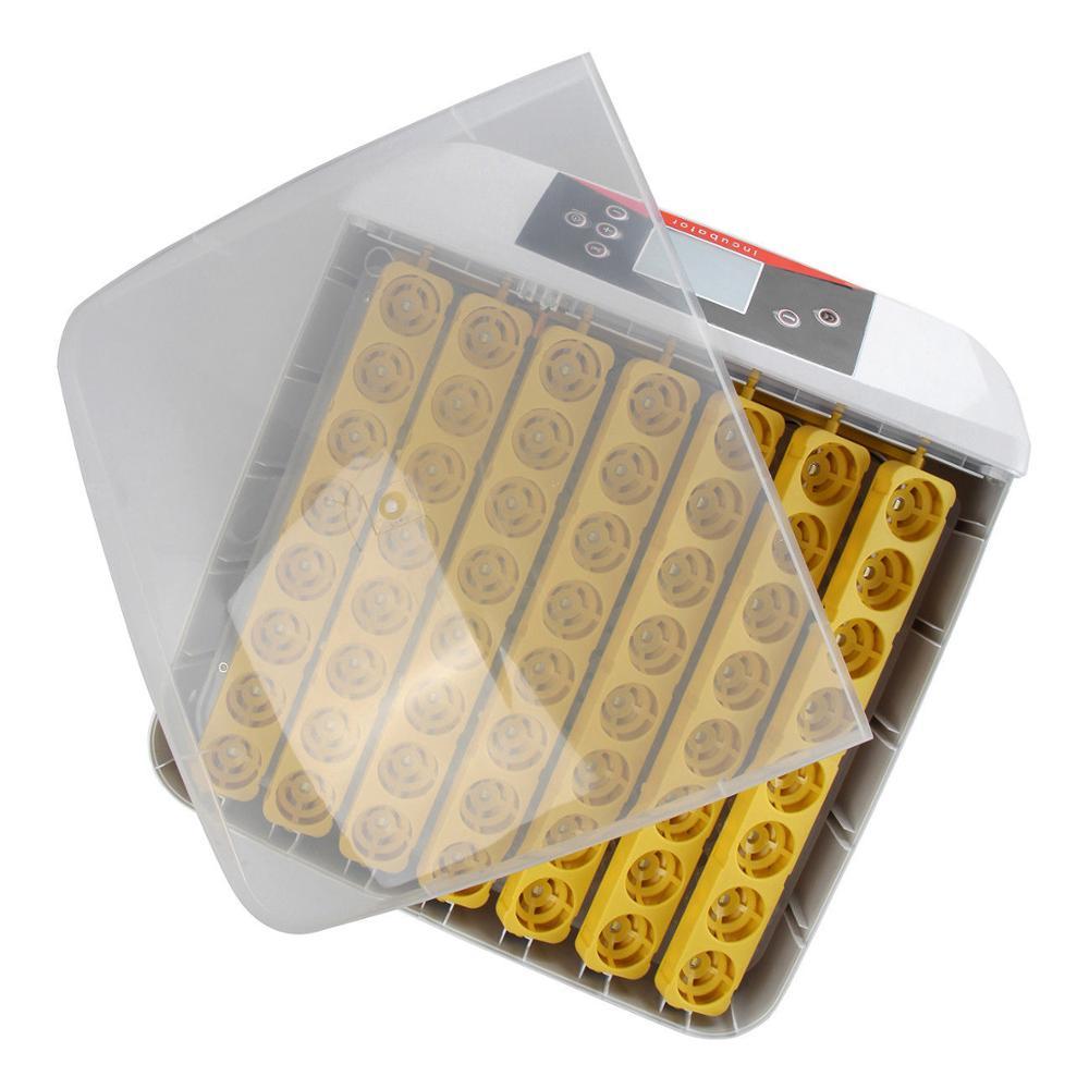 Автоматический инкубатор 56 яиц электроинкубатор инкубатория куриное яйцо инкубатор перепелиное Брудер заводская цена - 4