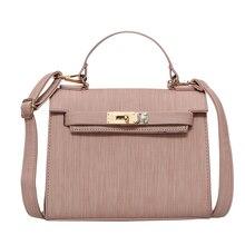 2017 Vintage Messenger Bags Frauen Luxury Brand Designer Pu Leder Crossbody-tasche Mode Beiläufige Handtaschen Umhängetasche Bolsas