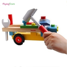 woodenEngineering screw assembly toy math toys for children mathematics toy kids baby montessori Educational toy for baby geometry shape wooden toys for baby kids funny montessori educational toy children s toys assembly baby toy