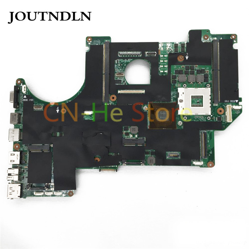 JOUTNDLN FOR Dell <font><b>Alienware</b></font> <font><b>M17X</b></font> <font><b>R1</b></font> Laptop Motherboard CN-0F415N F415N 0F415N DDR3 image