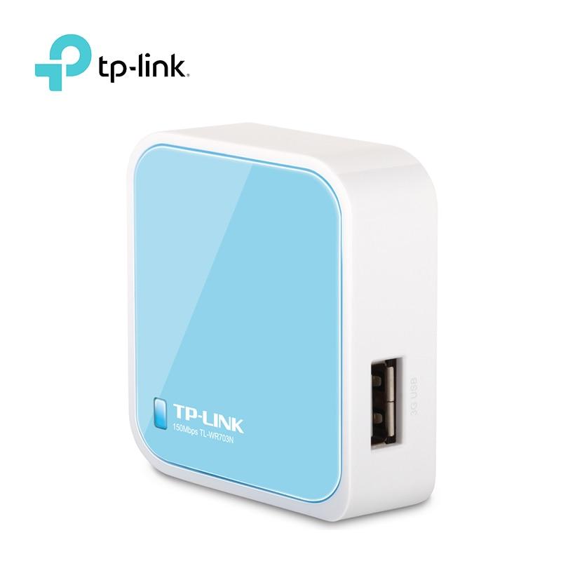 TP ლინკი TL-WR703N მინი უსადენო WiFi - ქსელის აპარატურა - ფოტო 6