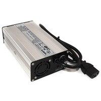 60 v 3A Inteligente GEL/AGM/Chumbo Ácido Carregador de Bateria  carregador de bateria de Carro com jacaré clipe etc
