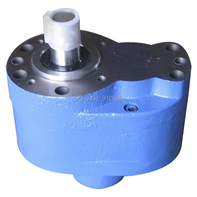 Гидравлический шестеренный масляный насос CB-B63 низкого напряжения смазочный насос