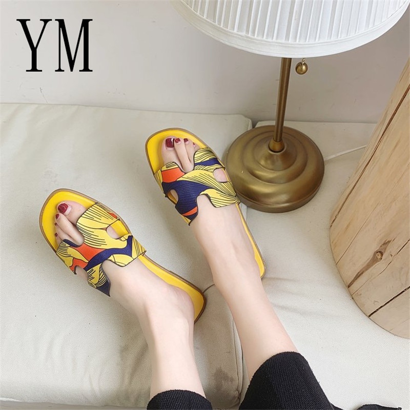 Summer Flat Heel Women Cut Out Ladies Sandals Ladies Bohemia Sandals Good Quality Flat Shoe Candy Color Outdoor Holiday SlidesSummer Flat Heel Women Cut Out Ladies Sandals Ladies Bohemia Sandals Good Quality Flat Shoe Candy Color Outdoor Holiday Slides