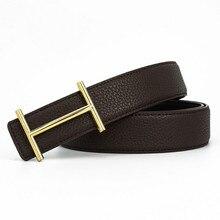 High Quality Men's Leather Belt
