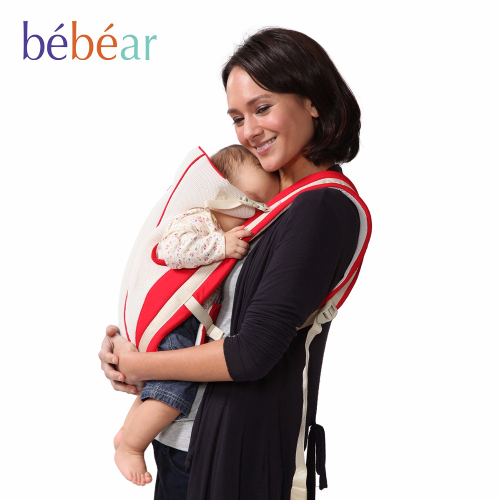 3-24 months 4 posture multifunction 15Kg Ergonomic baby carrier backpacks for women original 3D mesh fabric Breathable kid sling