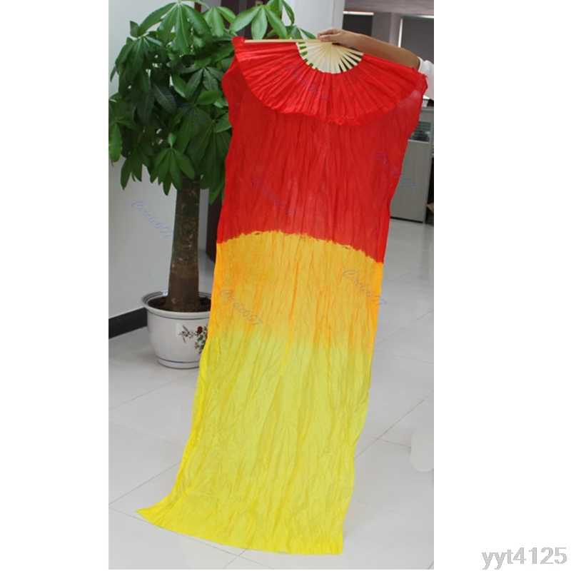 5619ddbf6 Detail Feedback Questions about 1.5M Hand Made Belly Dance Silk ...