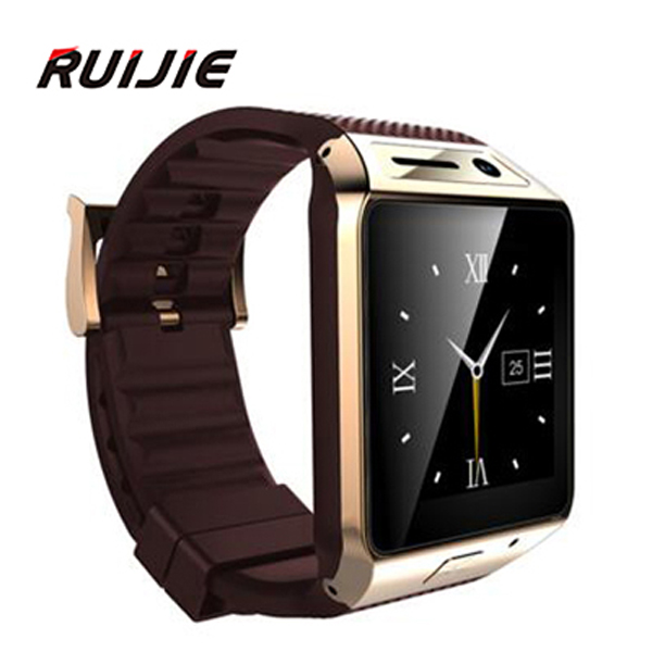 2016 Update GV08 Bluetooth font b Smart b font font b Watch b font GV08S Wristwatch