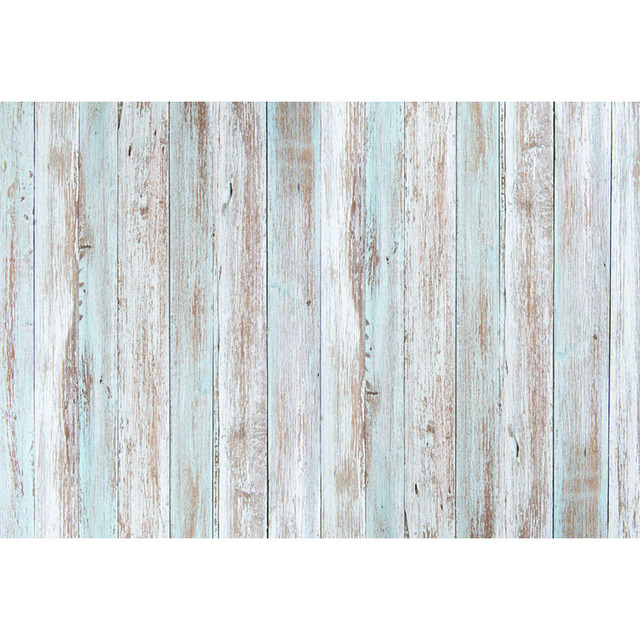 Photo Background Light Blue Wood Wall Floor smash cake Photography Backdrops Baby show Photography Studio Photo Backdrop Props
