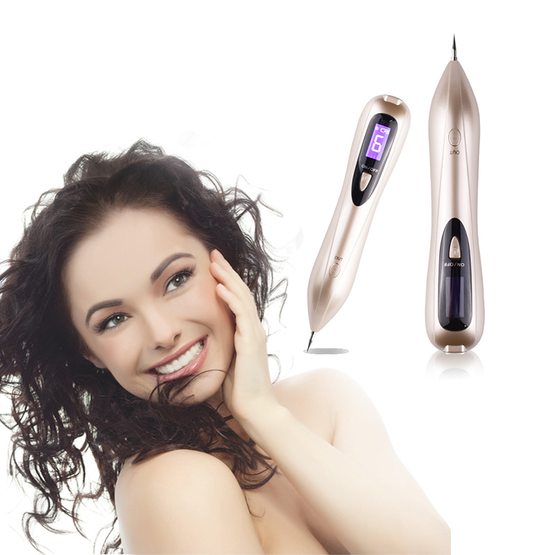 New 6 Level Laser Plasma Pen Dot Moles Massage Face Freckle Dark Spot Removal Pen Wart Skin Tattoo Tag Removal Pen Beauty DeviceNew 6 Level Laser Plasma Pen Dot Moles Massage Face Freckle Dark Spot Removal Pen Wart Skin Tattoo Tag Removal Pen Beauty Device