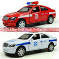 Free shipping ! 2014 super cool !1 : 32 Pull Back sound and lights alloy car toy Police car Models,Children's best birthday gift