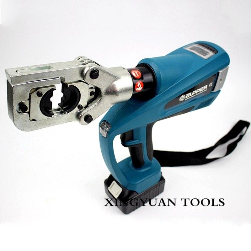 Multifunktions Batteriebetriebene Werkzeuge, crimpen, schneiden Und Stanzen Mit Einem Einzigen Werkzeug BZ-60UNV