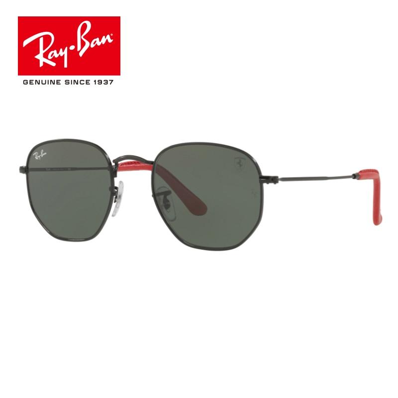 Rayban Ferrari series Outdoor Sunglasses Brand Designer Polarized Male Eyeglasses For Mens Womens Sun Glasses RB3548NM-F00831