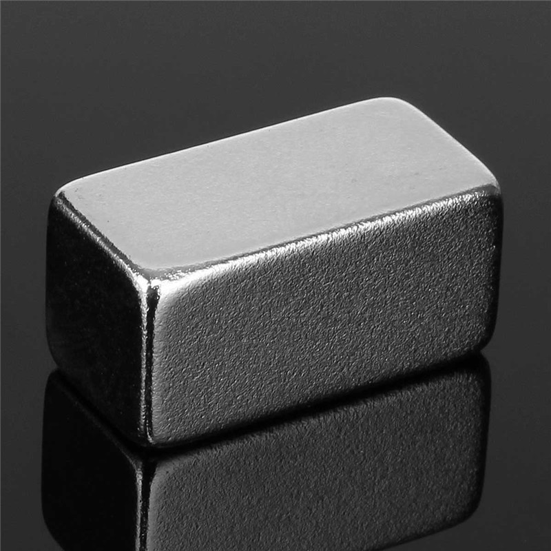 1Pc Block Magnets Strong Neodymium Rare Earth Permenent Magnets Square 20x10x10mm N52 Powerful Magnet 2015 20pcs n42 super strong block square rare earth neodymium magnets 10 x 5 x 1mm magnet wholesale price