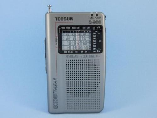 TECSUN R-908 FM/MW/SW Мир Группа Рация R-908