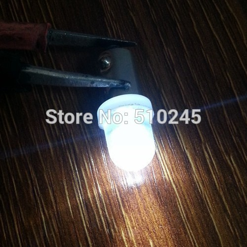 1000X 2014 Rushed New Lights Ba9s 1 Led Smd Bulbs auto Car Signal Lights Lamp DC12v Free shipping