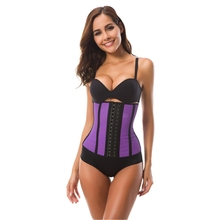 Waist Trainer Body Shaper Women Sexy Post Natal Postpartum Recovery Shapewear Corset Girdle Slimming Buckle Belt