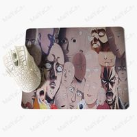 MaiYaCa New Design Anime One punch man  Customized laptop Gaming mouse pad Size for 18x22cm 20x25cm 25x29cm Game Mouse Pad 3