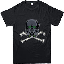 Star Wars T-Shirt, Rogue One Darthtrooper T-Shirt, Inspired Top (SWRDT) Youth Round Collar Customized T-Shirts free shipping мойка кухонная aquagranitex m 17 420х485 бежевый m 17 328