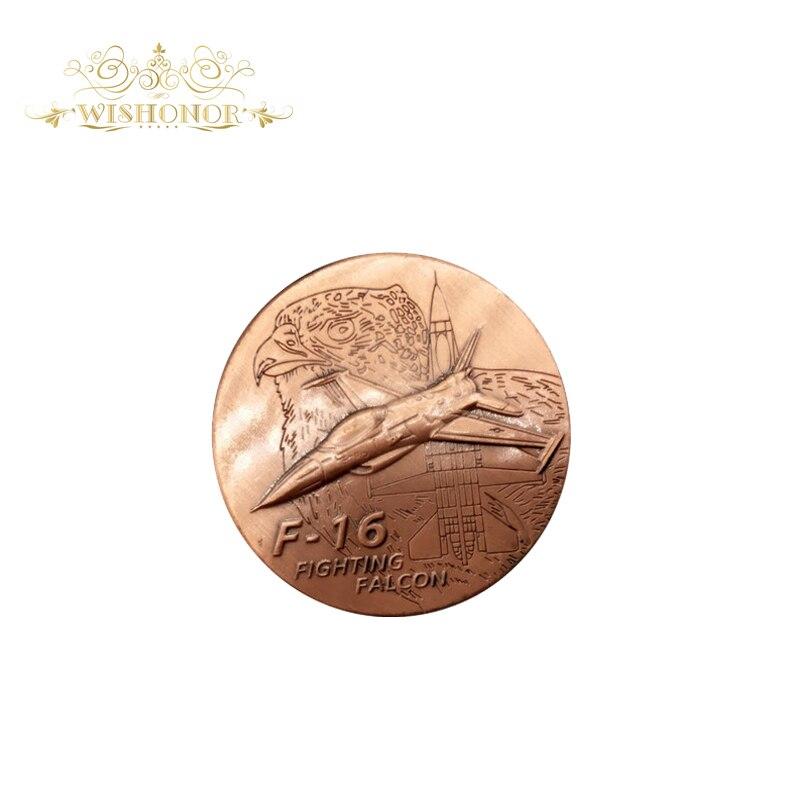 2017 Nuevos Productos FUERZA AÉREA DE EE. UU. Moneda de Lucha contra - Decoración del hogar