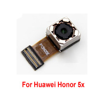 New Back Rear Camera For Hawei P6 P7 P9 P10 Plus Honor 8 5X Mate 9 Camera Module Flex Cable In
