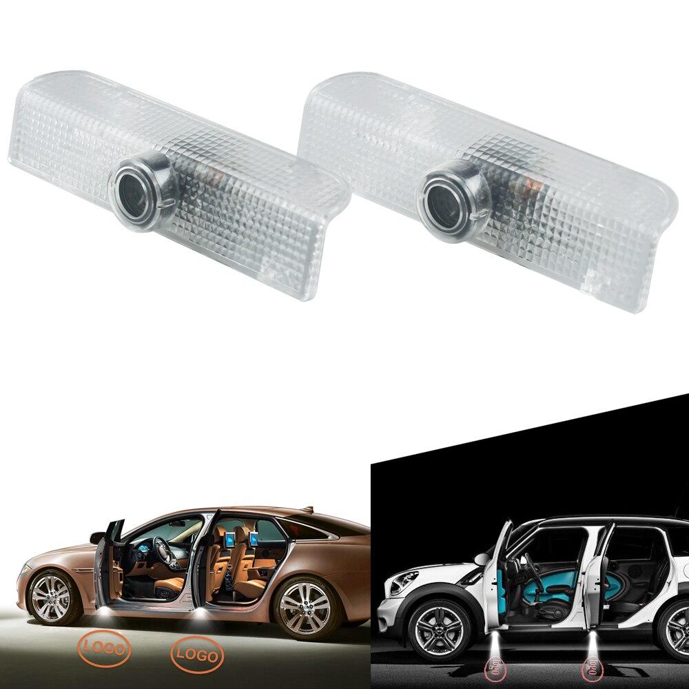 2x/set Car Door LED Courtesy Laser Projector Logo Ghost Shadow Light for Nissan Altima Armada Maxima Quest Titan Teana