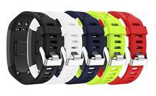 цена Compatible Garmin Vivosmart HR Watch Band, Adjustable Soft Silicone Wrist Watch Strap Designed for Garmin Vivosmart HR Smart онлайн в 2017 году