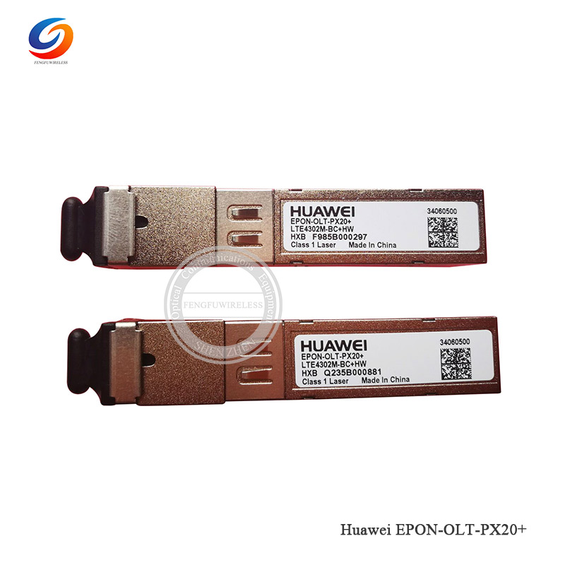 Original Hua Wei Epon-olt-px20 Used For Huawei Epon Service Board Epbd/epsd/epfd Sfp Module Px20 Sfp Module