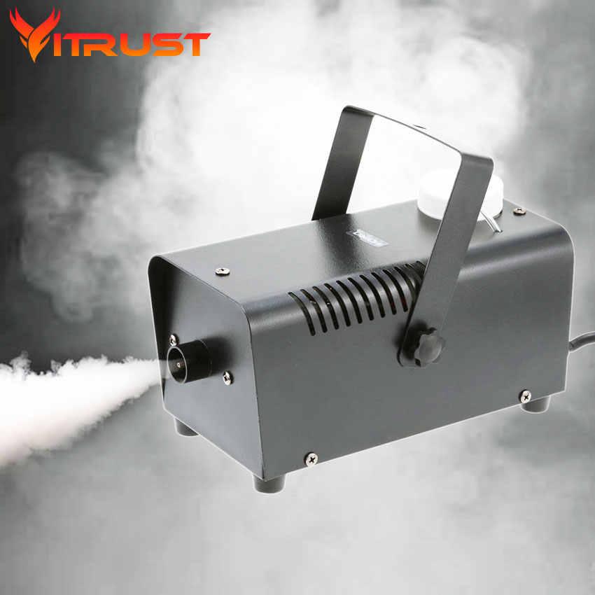 400 Вт дымовая противотуманная машина для бара, вечерние, свадебные украшения, качественный генератор дыма, генератор тумана с линейным контроллером 220 В