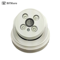 BFMore AHD Dome Camera 1080P Sony IMX323 Video Security Camera IR CUT 15M Plastic Case Indoor