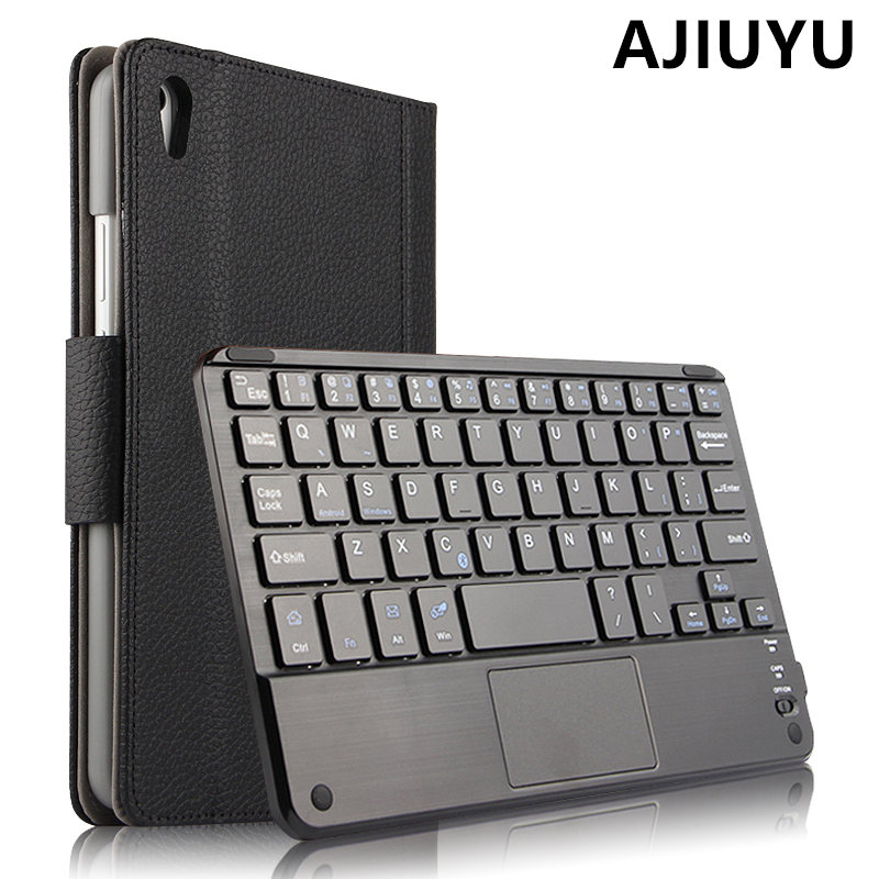 Case For HUAWEI MediaPad T2 8.0 Pro Wireless Bluetooth Keyboard T2 8 Case Cover Tablet JDN-W09 JDN-AL00 Keyboard Cover 8.0 inch universal 61 key bluetooth keyboard w pu leather case for 7 8 tablet pc black